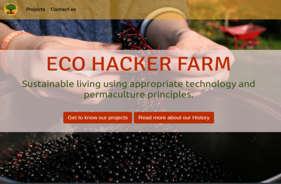 Eco Hacker Farm screenshot
